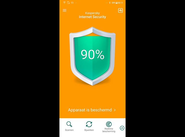 Kaspersky Internet Security for Android https://www.kaspersky.se/content/sv-se/images/b2c/product-screenshot/2%20FL19%20Main%20UI%20full%20w-side%20menu%20(green%20state)%20for%20Smartphone%20KISA%20SE.png