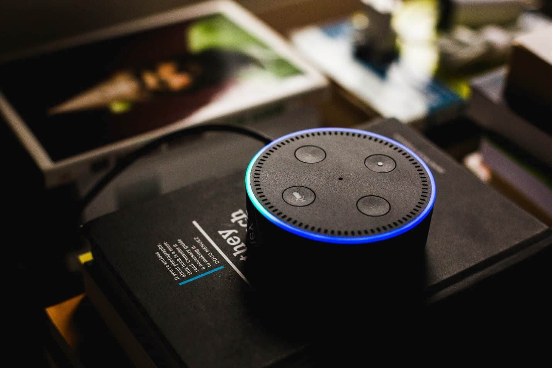 Amazon Alexa Echo Dot smart speaker