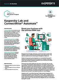 Integrering med ConnectWise Automate