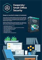 KASPERSKY SMALL OFFICE SECURITY - Faktablad